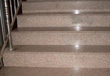 五莲红楼梯踏步