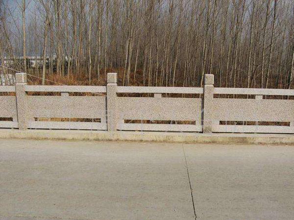 永定红桥栏板
