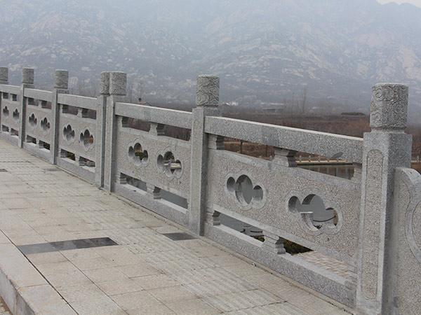 芝麻灰桥栏板