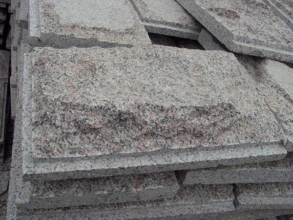 五莲花蘑菇石
