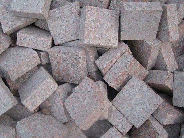 花岗岩马蹄石