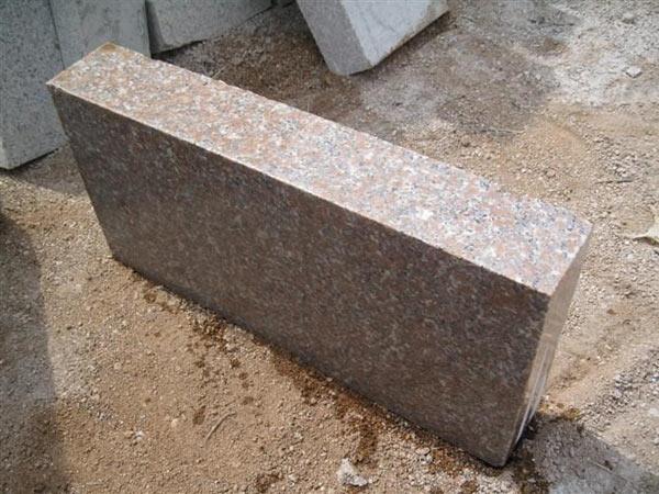 花岗岩路牙石