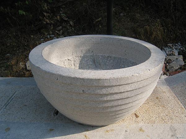 芝麻灰石雕