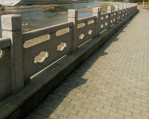 供应销售五莲红桥栏杆 厂家促销五莲红桥栏杆